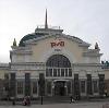 Железнодорожные вокзалы в Буйнакске