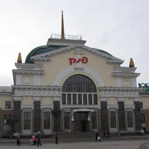 Железнодорожные вокзалы Буйнакска